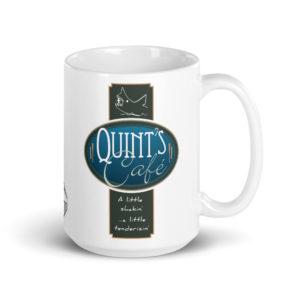 Large 15 oz Coffee Mug – Quint's Cafe