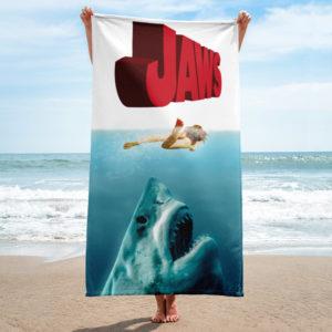 Beach Towel – JAWS Rotated