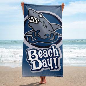 Beach Towel – Beach Day!