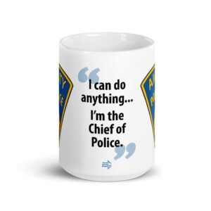 Large 15 oz Coffee Mug – Jaws Amity Police