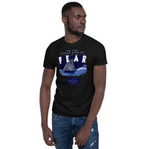 T-Shirt – On The Other Side Of Fear