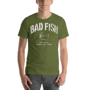 Colored T-Shirt – Bad Fish