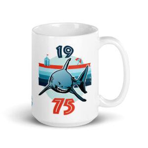 Large 15 oz Coffee Mug – Jaws 1975
