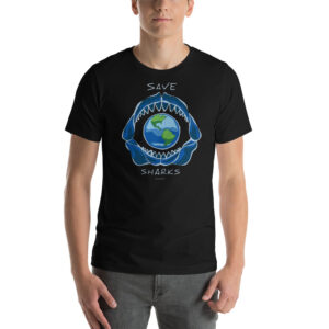 Colored T-Shirt – Save Sharks